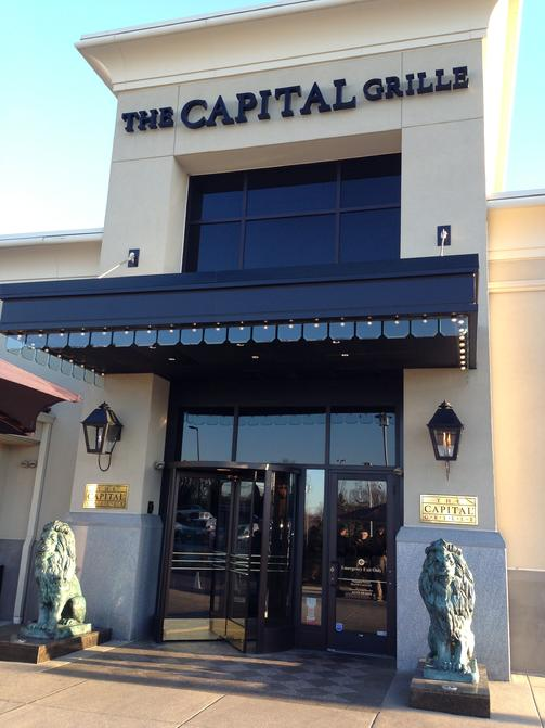The Capital Grille in Cherry Hill, NJ